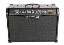 Line 6 Spider IV 120 Guitar Combo Amplifier - 2x10 inch, 120 watts