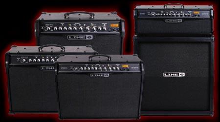 Line 6 Spider 4 Amplifiers