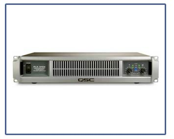 QSC PLX Series Amplifiers