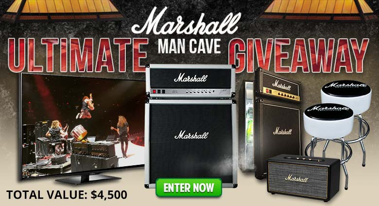 Marshall Man Cave Giveaway
