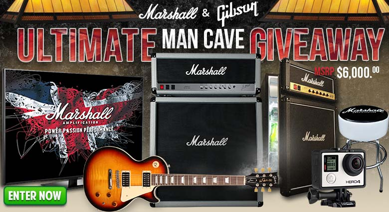 October Man Cave Giveaway