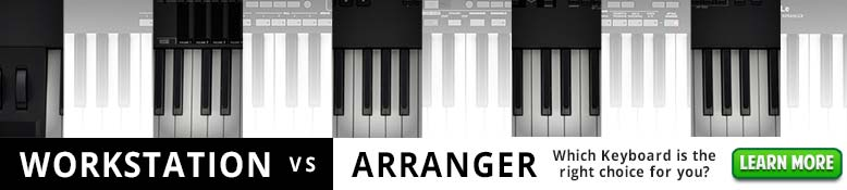 Workstation VS Arranger Buyer's Guide