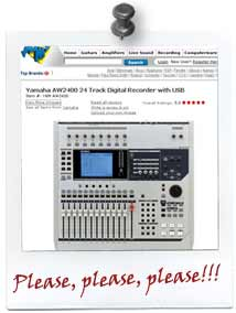 Wishing for a digital recorder