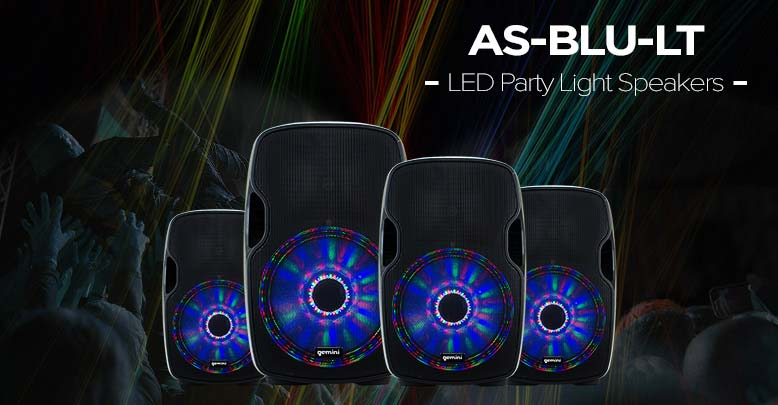 AS-BLU-LT Speakers