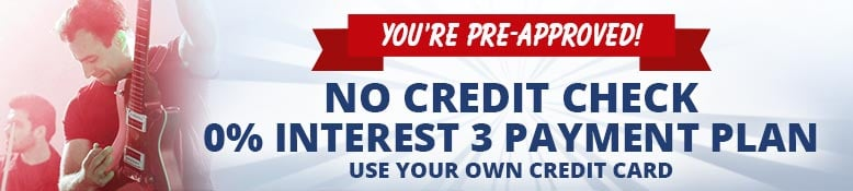 3 Payments No Credit Check