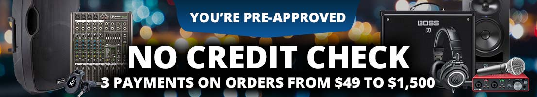 You're pre-approved for the AMS 3 payment plan!