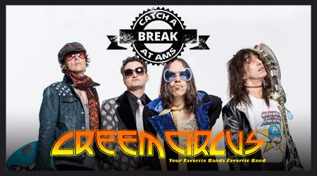 Creem Circus catches a break at AMS