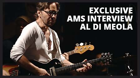 Interview with Al Di Meola