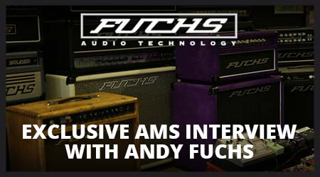 Interview with Andy Fuchs