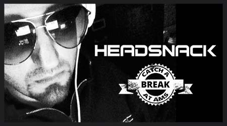 Headsnack catches a break at AMS