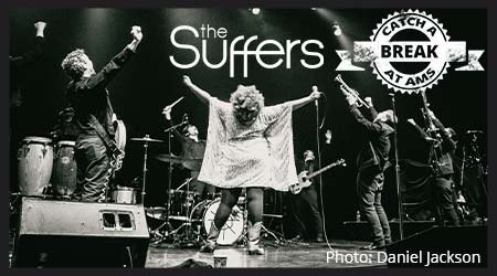 The Suffers catch a break at AMS