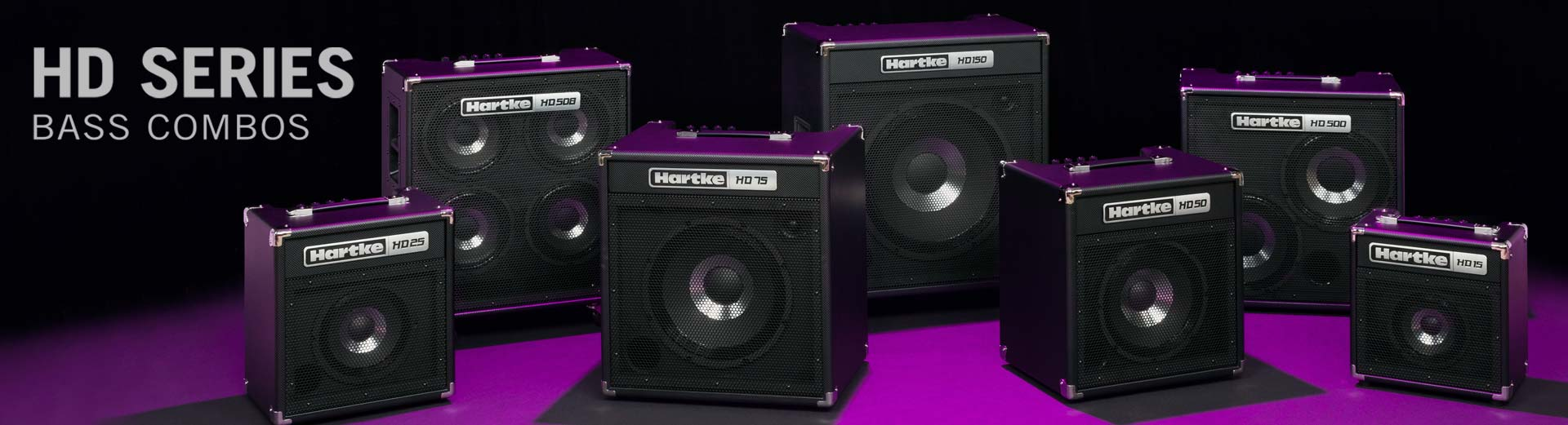 Hartke HD Bass Combos