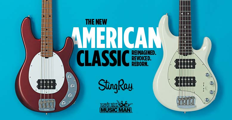 Music Man New StingRay