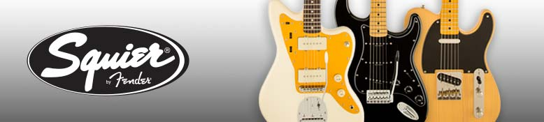 Squier Electric Guitars
