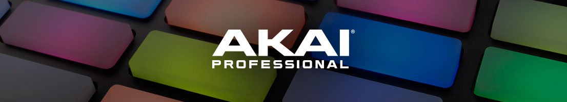 Akai Control Surfaces