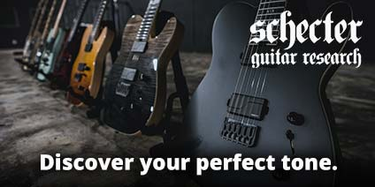 Vendor of the Month Schecter