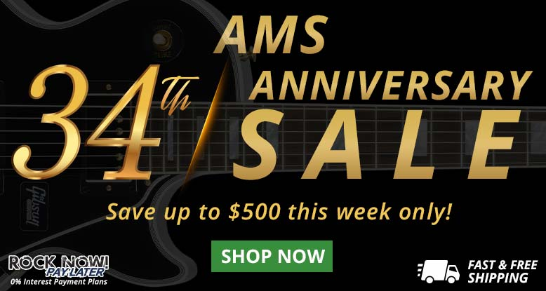 After Christmas Sales 2020 American Musical Supply American Musical Supply – Guitars, Amps, Drums and Musical Instruments