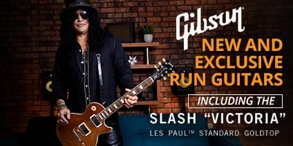 Gibson Exclusive Guitars