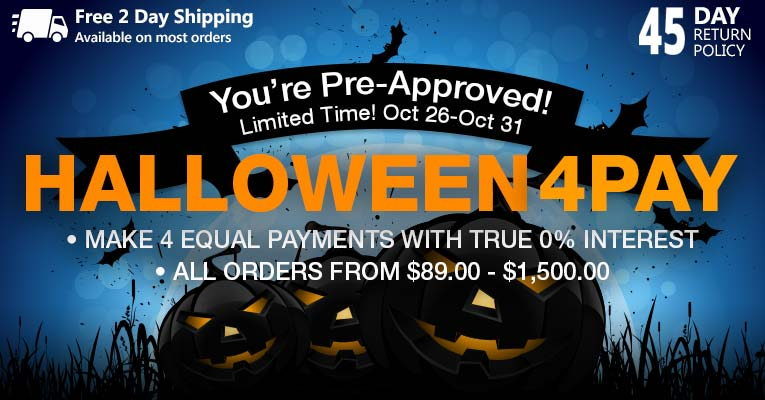 Halloween 4 Payments
