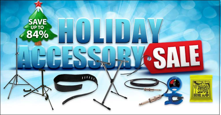 Holiday Accessory Sale