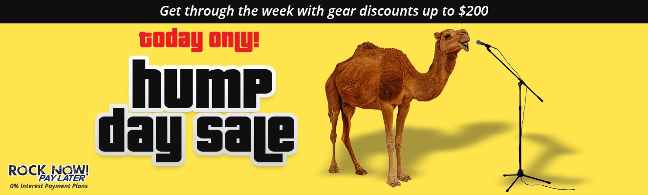 Hump Day Sale - Save up to $200