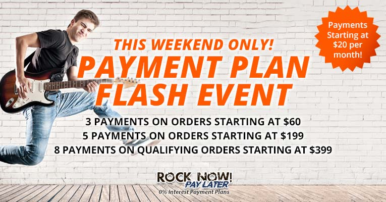 Flash Payment Plan