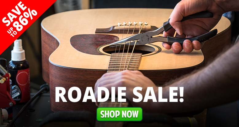Roadie Sale
