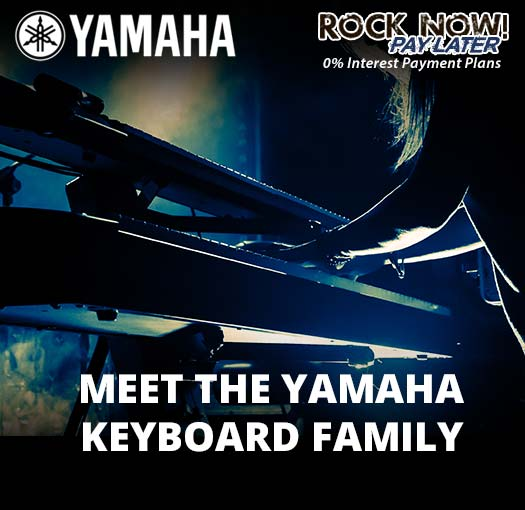 Yamaha Keyboard Family