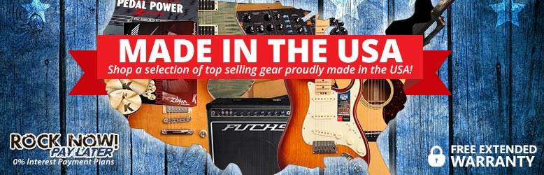 Top selling gear proudly made in the USA!