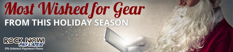 Most wished for gear from this holiday season!