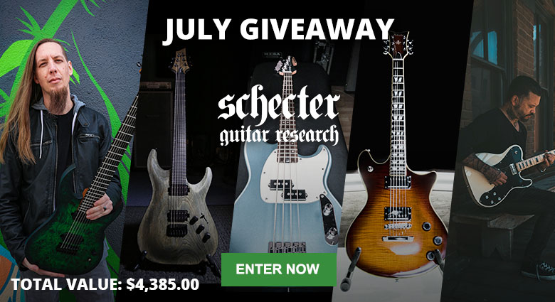 Enter our July Giveaway