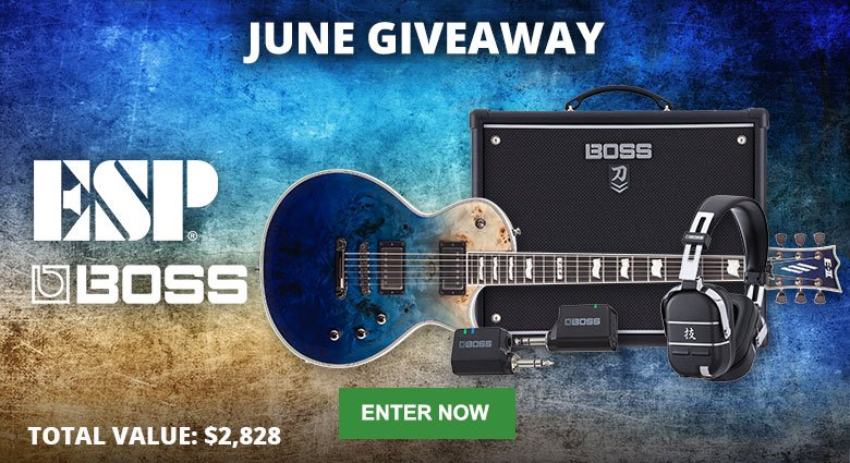 Enter our June Giveaway