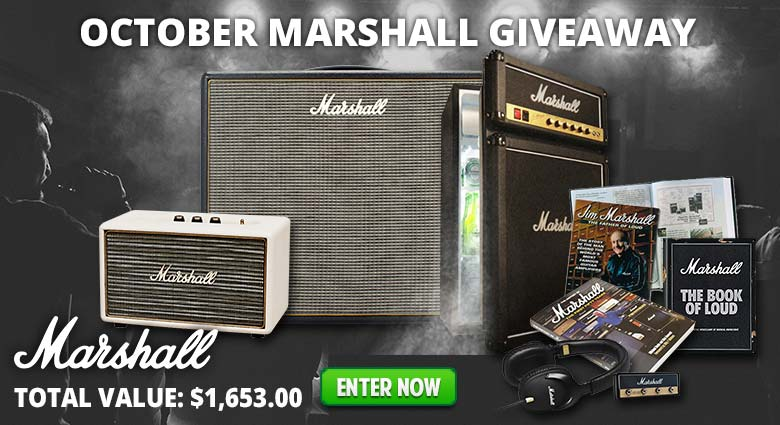October Marshall Giveaway