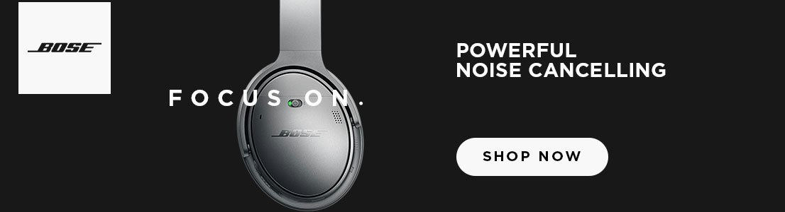 Powerful Noise Cancelling