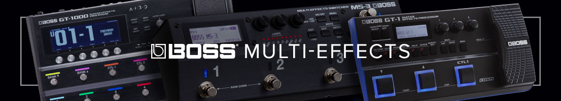 Boss Multi Effects