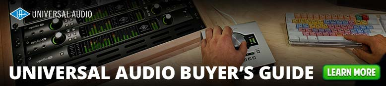 Universal Audio Buyer's Guide