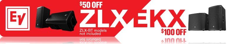 Electro-Voice ZLX EKX
