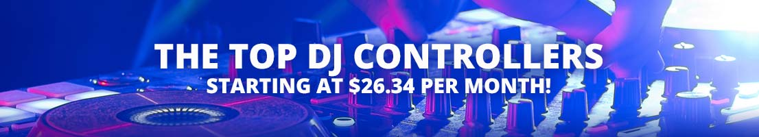 DJ Control Surfaces
