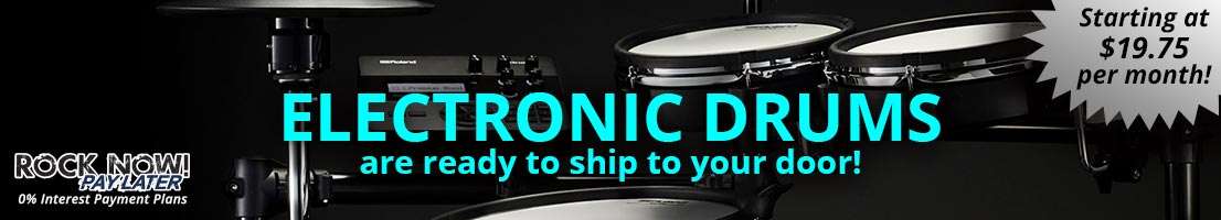 Top selling electronic drums ready to ship to your door!