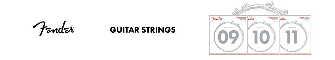 Fender Guitar Strings