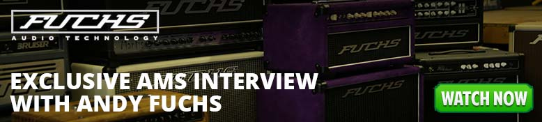 Andy Fuchs Interview