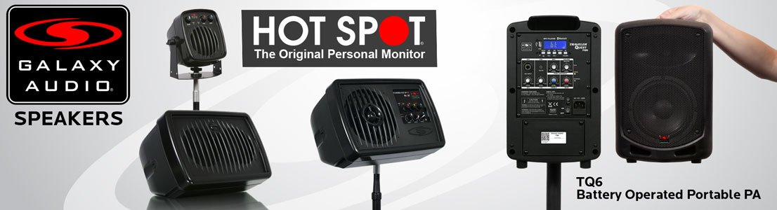 Hot Spot - The Original Personal Monitor