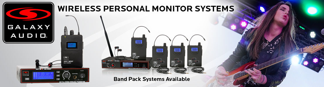 Wireless Personal Monitor Systems