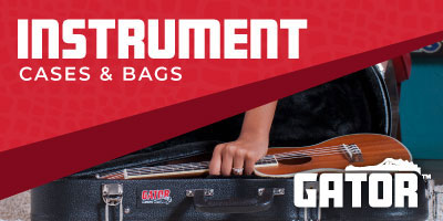 Instrument Cases & Bags
