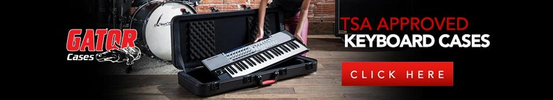 Gator Keyboard Cases