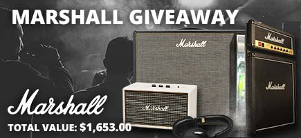 October Marshall Gear Giveaway