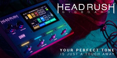 HeadRush Gigboard Expression Pedal