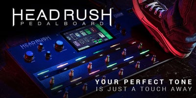 HeadRush Pedalboard