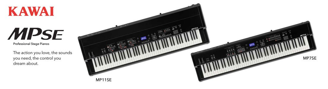 MPSE Professional Stage Pianos