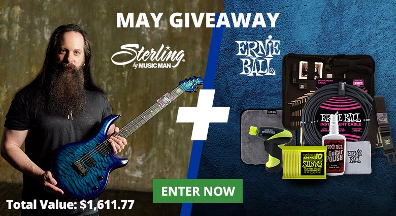 Enter our May Giveaway